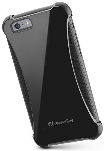 Cellularline iPhone6ケース 耐衝撃 耐久 4.7 HAMMER for iPhone6 [衝撃吸収液晶フィルム搭載] iPhone6(4.7インチ) イタリアン・ブラック
