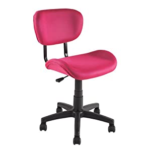 OfficeMax Bailey Task Chair, Pink