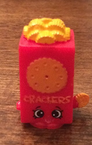 Shopkins Season 2 #2-086 Red Chris P Crackers (Rare)