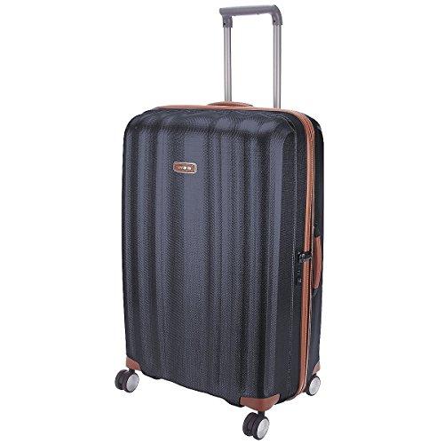Samsonite Lite-Cube DLX Spinner valigia a 4 ruote 82 cm midnight blue