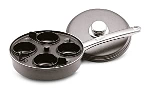 Farberware Aluminum Nonstick 4-Cup Egg Poacher Skillet by Farberware
