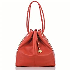 Trina Shoulder Bag<br>Coral Nepal