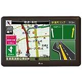 AID タッチパネル仕様7インチワンセグ内蔵ポータブルナビゲーション [3年間無料で地図更新/オープンストリートマップ(OSM)地図/一方通行表示対応/ワンセグチューナー内蔵]