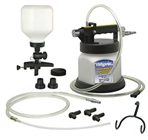 Mityvac MV6835 Vacuum Brake Bleeding Kit by Mityvac