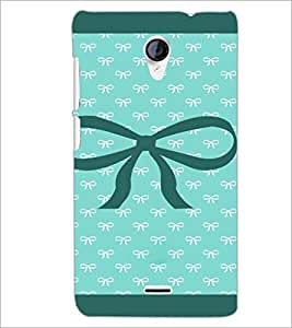 PrintDhaba Pattern D-2702 Back Case Cover for MICROMAX A106 UNITE 2 (Multi-Coloured)