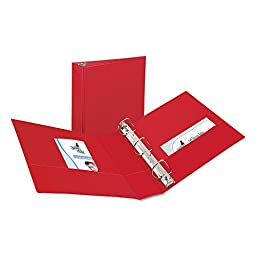 Avery - Durable EZ-Turn Ring Reference Binder, 11 x 8-1/2, \