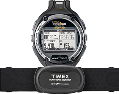 Timex Ironman GPS Global Trainer Watch With HRM