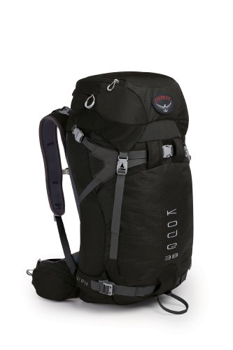 Osprey Kode 38 Pack, Black, Large