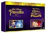 Image de Pinocchio + La Belle au Bois Dormant [Blu-ray]