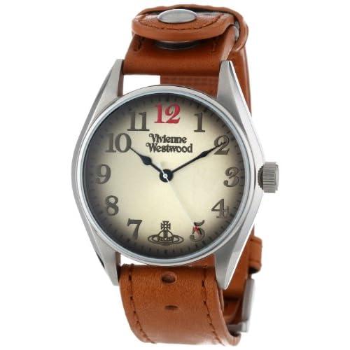 ヴィヴィアン ウエストウッド VIVIENNE WESTWOOD HERITAGE 腕時計 VV012TN[並行輸入]