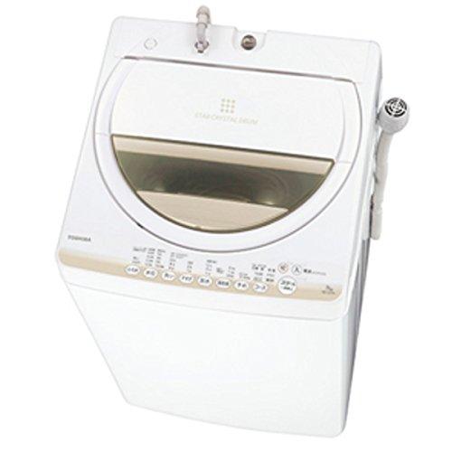 東芝 7.0kg 全自動洗濯機 グランホワイトTOSHIBA AW-7G2-W