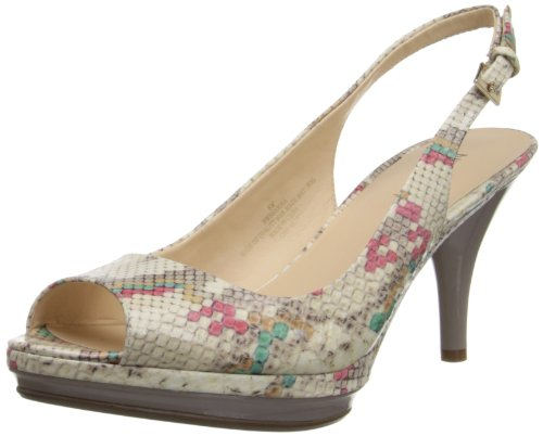 Nine West Womens Sharina Platform Sandal