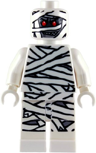 LEGO Monster Fighters Minifigure - Mummy Monster (Halloween)