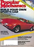 Popular Mechanics February 1991 Build Your Own Sports Car / Cordless Phones