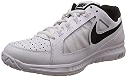 Nike Air Vapor Ace Mens Tennis Shoe (7 D(M) US, White/Black/Stealth)