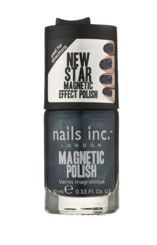 nails inc. Star Magnetic Polish The Strand 0.33 oz