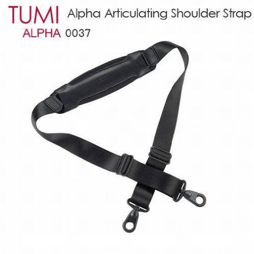 トゥミ TUMI Alpha ショルダー・ストラップ ブラック 0037 ラージサイズ 【並行輸入品】