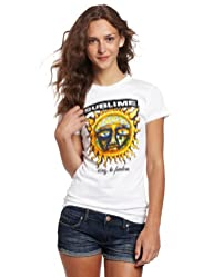 FEA Juniors Sublime Sun Tissue Tee, W…