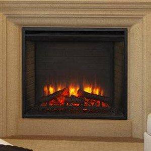 Hearth & Home 30-In Built-In Electric Fireplace - Sf-Bi30-E