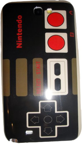 Nintendo Nes Controller Back Cover Hard Skin Case For Samsung Galaxy Note 2 Ii N7100