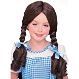 Rubie's Girls Wizard Of Oz Dorothy Wig Costume Accessory