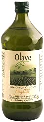 Olave Organic Extra Virgin Olive Oil - 1 lt