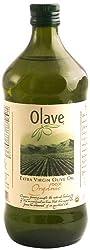 Olave Organic Extra Virgin Olive Oil - 1 lt