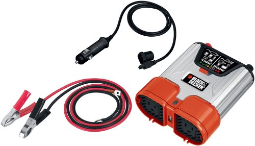 Black & Decker PI500BB 500 Watt Power Inverter
