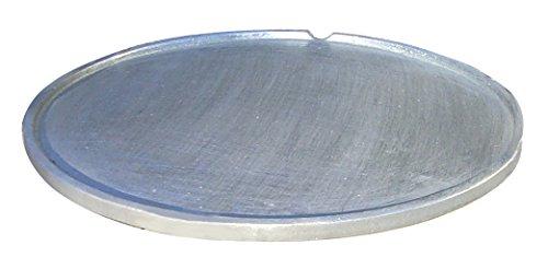 RC0406000B runde Grillplatte Gusseisen
