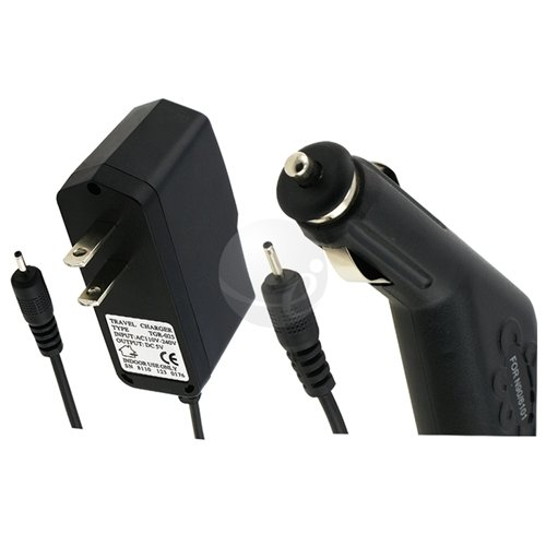 Rapid Car Charger + Home Travel Charger for T-Mobile Nokia 1208
