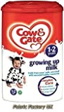 Cow & Gate Complete Care Growing Up Milk Powder for Toddlers 1-2yrs (6 x 900g)