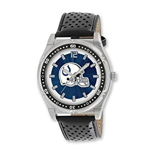 Mens NFL Indianapolis Colts Championship Watch by 14k co.