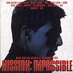 (Soundtrack) Миссия Невыполнима 1-3 / Mission Impossible 1-2 (2 Albums) - 1996, 2000, MP3, 320 kbps