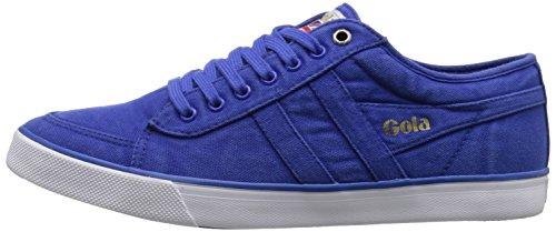 Gola Men's Comet Canvas Fashion Sneaker, Reflex Blue, 12 UK/12 M US