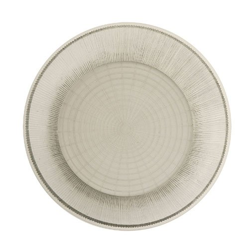 Achla Designs Basket Weave Glass Dish