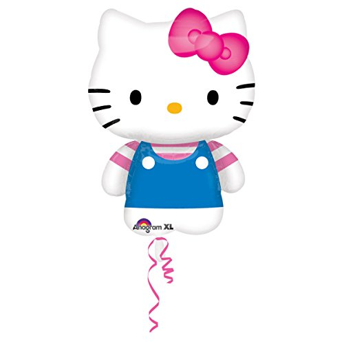 Anagram International 2184301 Hello Kitty Summer Fun Balloon Pack, 30""