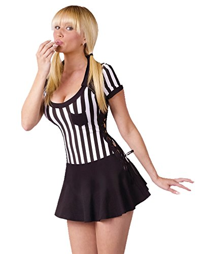 Sexy Referee Costume Ref Costume Athlete Athletic Sports Couples Costume Ideas