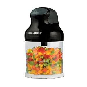 Black And Decker Small Kitchen Chopper