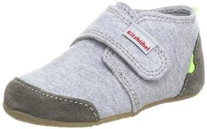 Living Kitzbühel Babyklettschuh mit Velour - Zapatos de primeros pasos de lana Bebé - unisex - BebeHogar.com