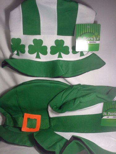 "St. Patrick's Day Hat, # 1 - 9"" (8.26 In. 11.81 In.)"
