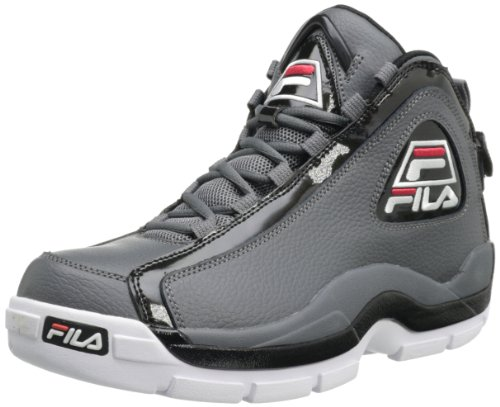 Fila Men's 96 Basketball Shoe,Castle Rock/Black/Poppy Red,7 M US Fila Basketball autotags B00CMUDQPM