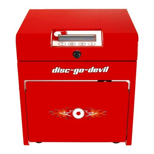 Disc-Go-Devil Disc Repair Machine