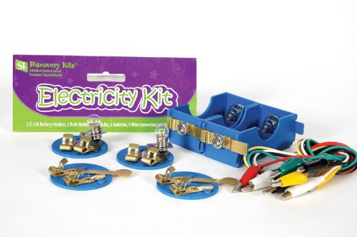 School Specialty Electricity Discovery Kit