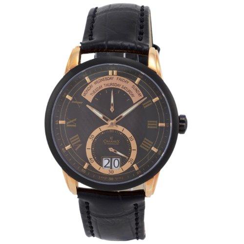 Charmex Men's 2146 Zermatt Retrograde Big Date Calendar Watch