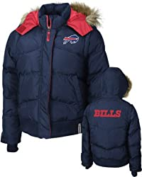 Buffalo Bills Women's NFL 4 in 1 Fan Jacket