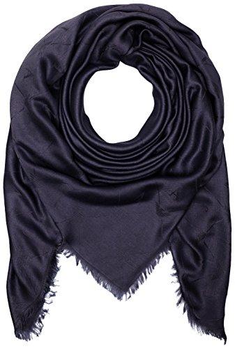 Armani Jeans 9240156A016, Sciarpa Donna, Blau (Dark Navy 31835), Taglia Unica