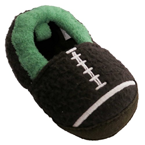 Rising Star Boy's Comfort Football Slipper - Infant - 1