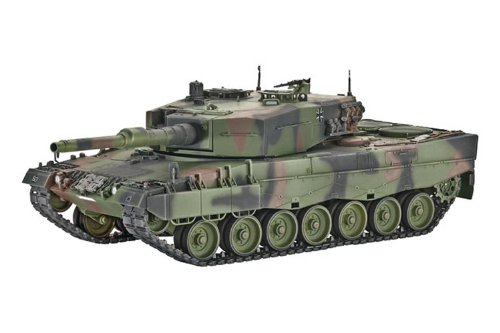 Revell 03193 - Modellbausatz - Leopard 2A4/A4NL, Maßstab 1:35