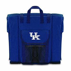 NCAA Kentucky Wildcats Portable Stadium Seat by Picnic Time