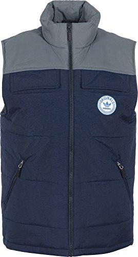 adidas Herren Weste Praezision Vest, Collegiate Navy, S, M69865